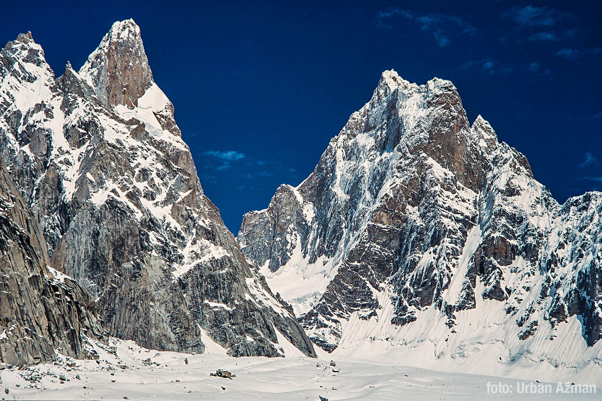 diapozitiv gora